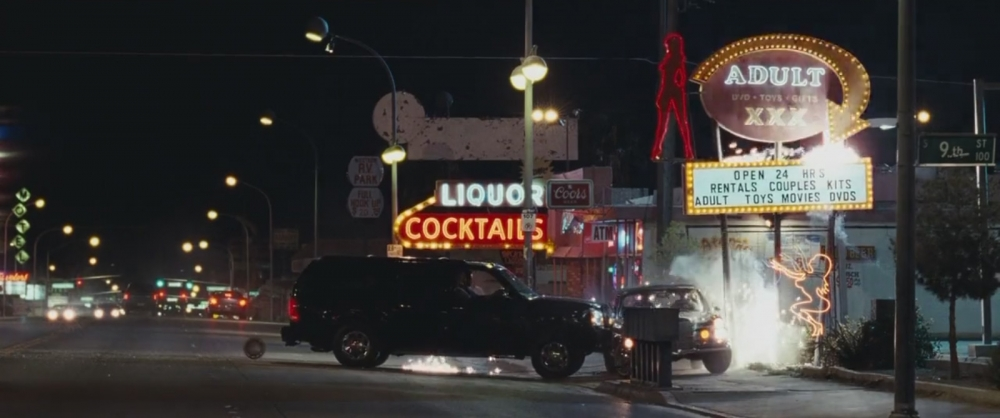 The Hangover - Atomic Liquors