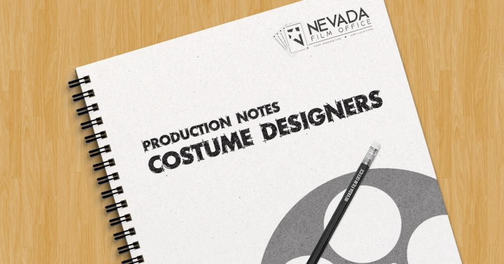 Production Notes: Costume Designers | Nevada Film Office