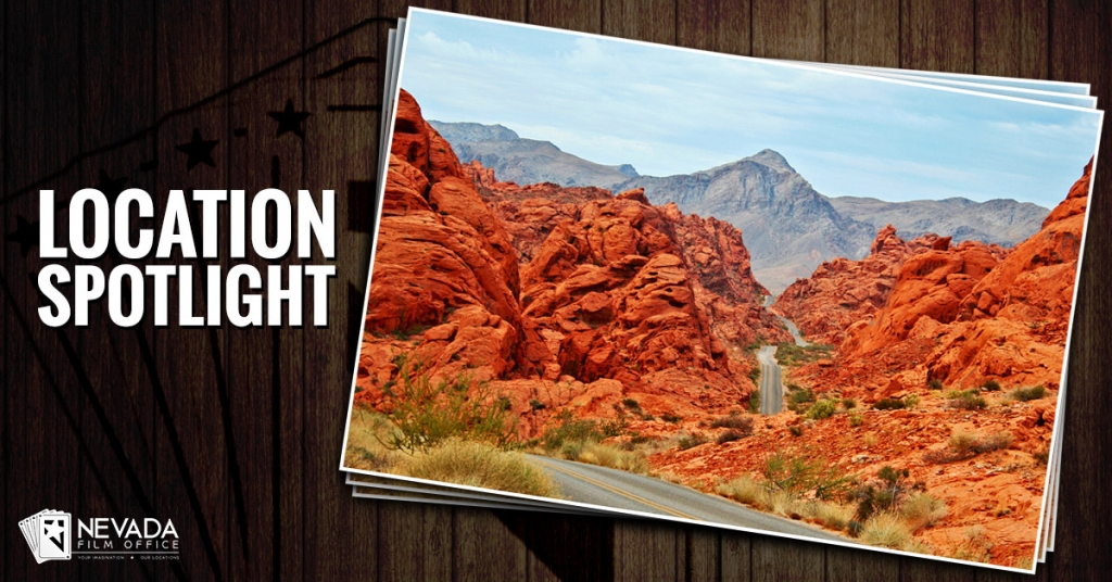 Location Spotlight: Valley of Fire State Park