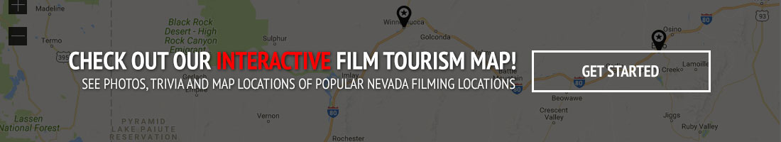 Interactive Film Tourism Map