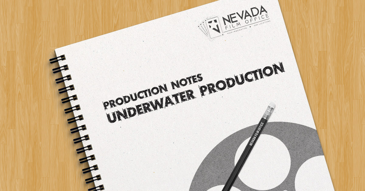 Production Notes: Underwater Production