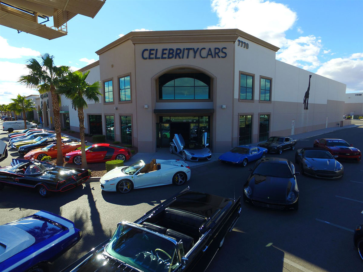 Celebrity Cars Las Vegas - Hemmings Motor News