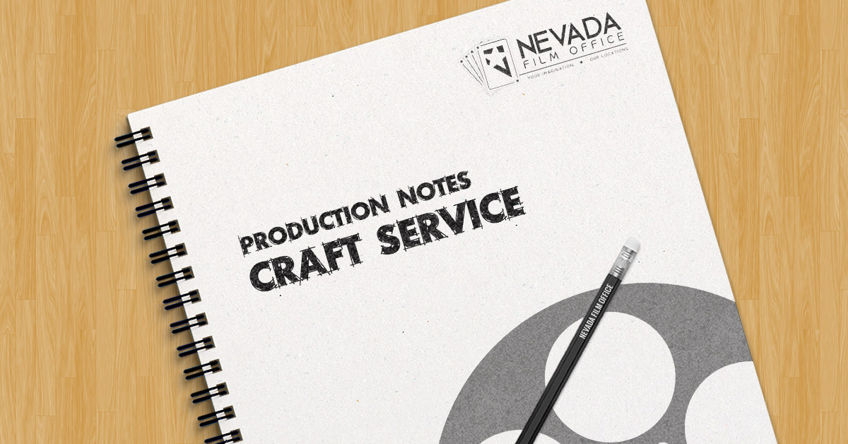 Production Notes: Craft Service
