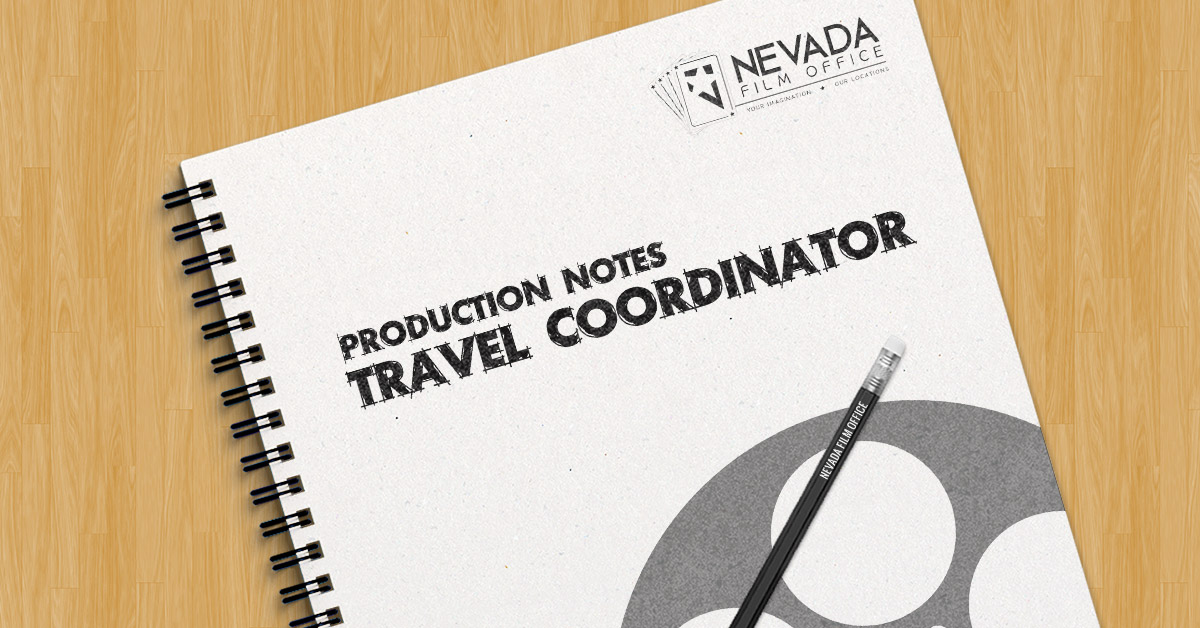 Production Notes: Travel Coordinator