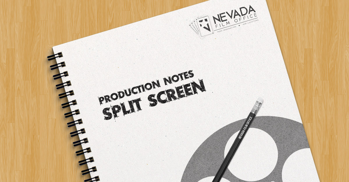 Production Notes: Split Screen