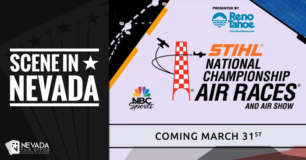 Scene In Nevada: National Championship Air Races | Nevada