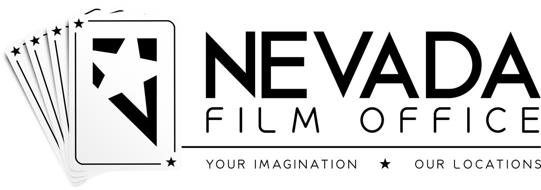 Nevada Film Office Logo on White Background