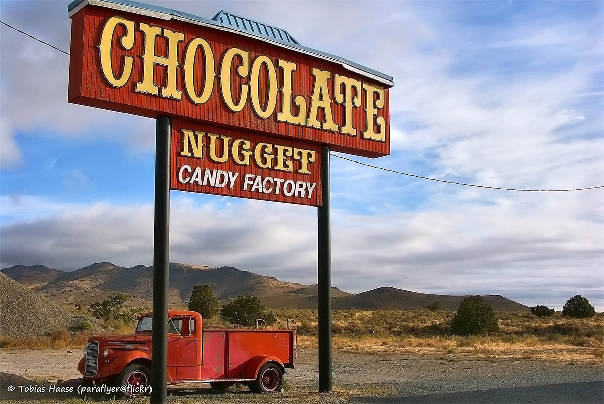 Location Spotlight: Chocolate Nugget Candy Factory