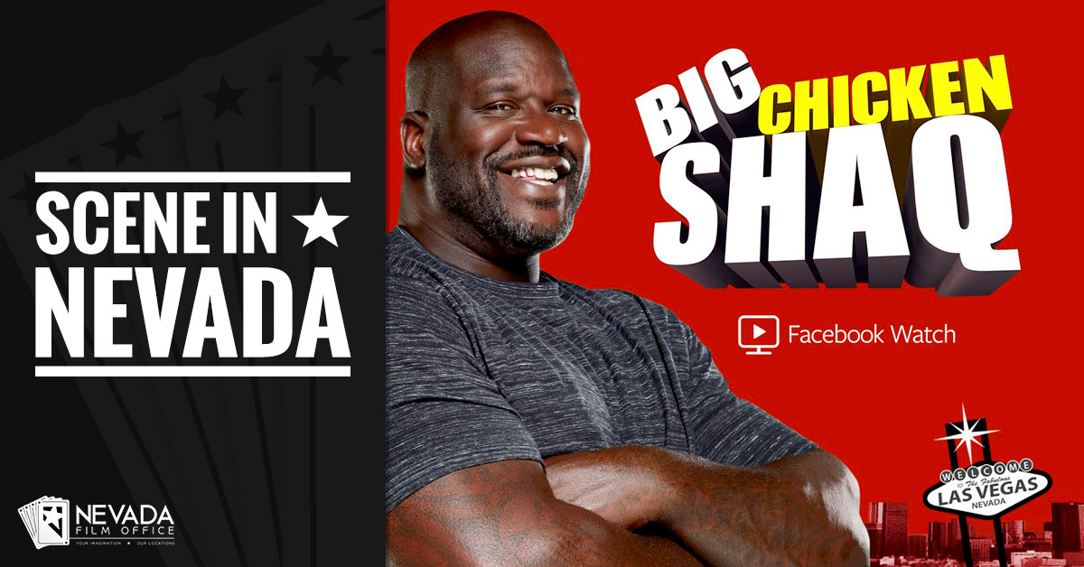 Scene In Nevada: Big Chicken Shaq