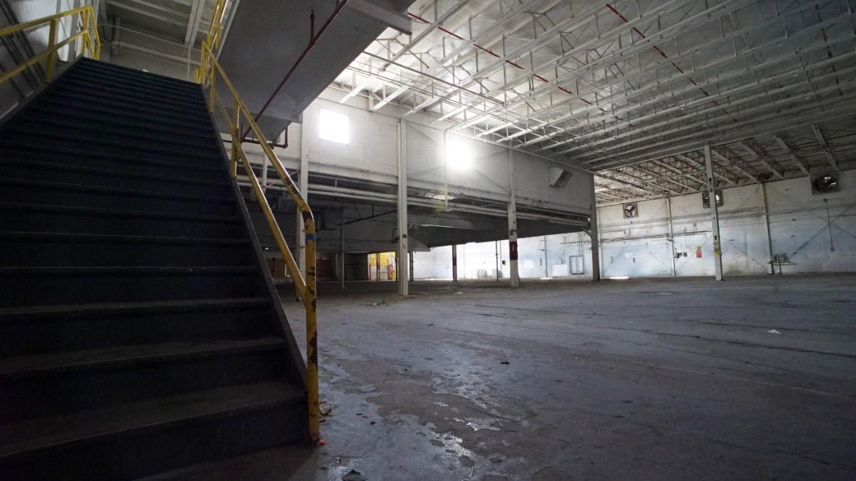 Location Spotlight: Mission Linen Building