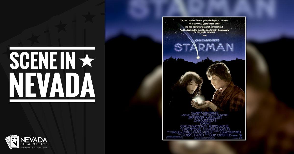 Scene In Nevada: Starman