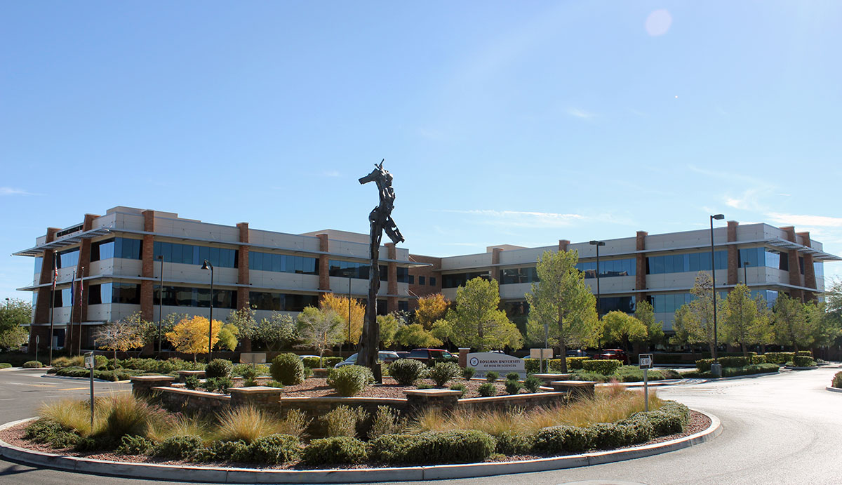 Roseman University of Health Sciences - Summerlin