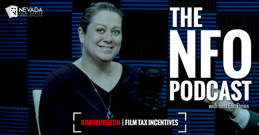 The NFO Podcast - Kim Spurgeon | Film Incentives