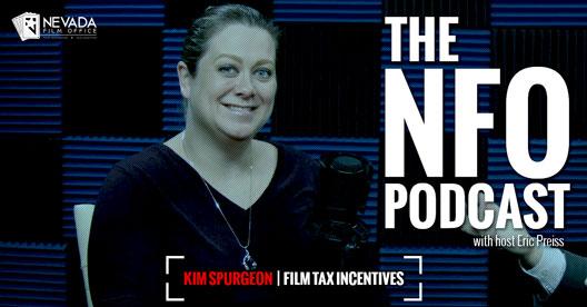The NFO Podcast - Kim Spurgeon | Film Incentives