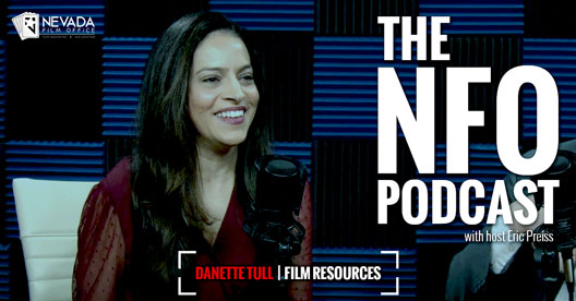 The NFO Podcast - Danette Tull | Film Resources