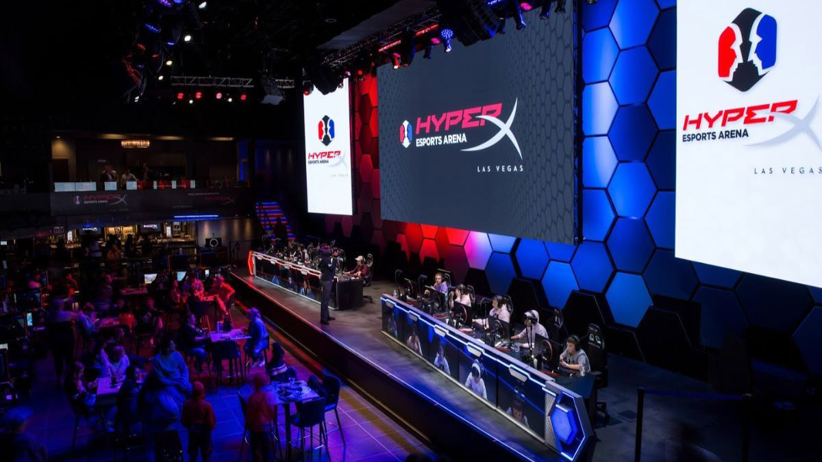 Location Spotlight: HyperX Esports Arena