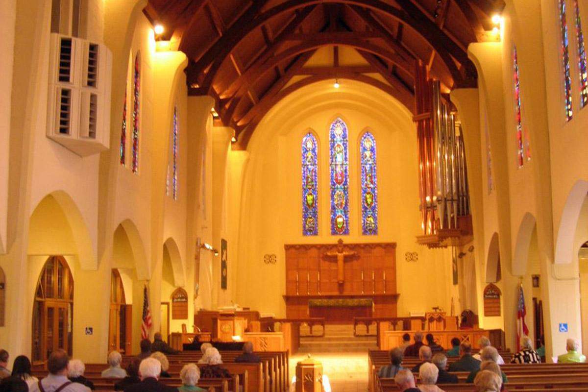 Location Spotlight: Trinity Episcopal Church