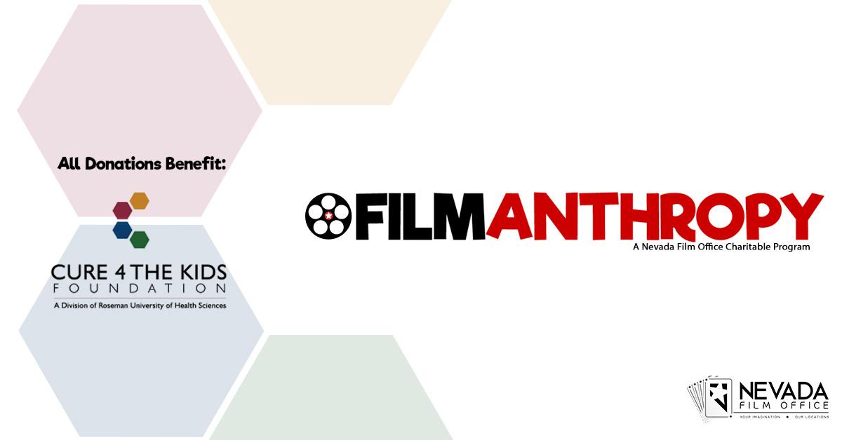 Filmanthropy: Cure 4 The Kids Foundation