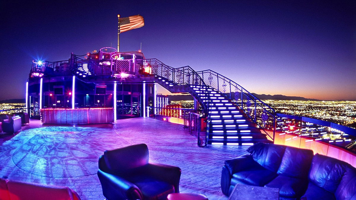 Location Spotlight: VooDoo Rooftop Nightclub